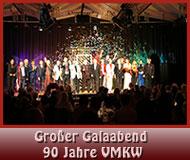 Großer Galaabend 90 Jahre VMKW