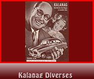 Kalanag und Gloria