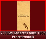 7. Fism Kongress Wien 1958