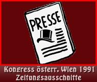 Kongress-Baden-1991 Zeitungausschnitte