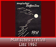Magisches treffen Linz 1957
